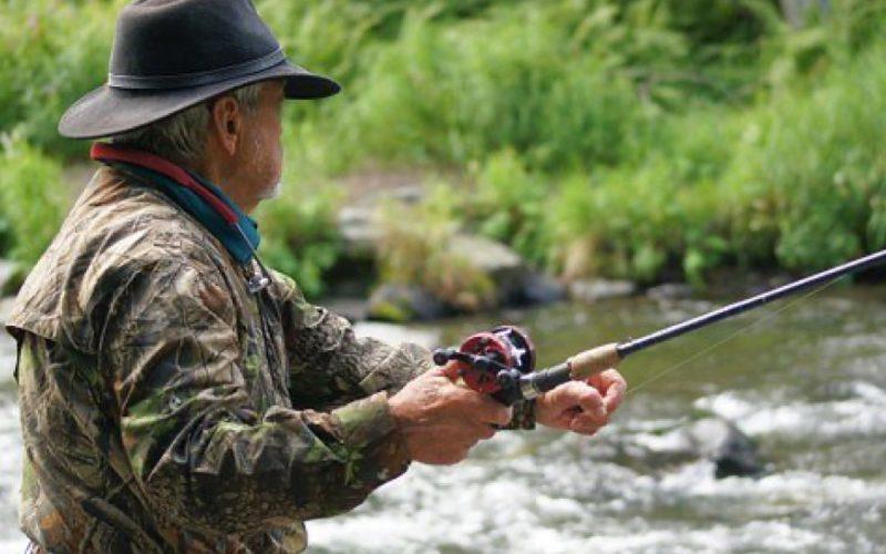 Acquista la tua patente di pesca T1!