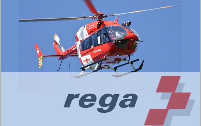 Noleggia la RADIO Emergency REGA