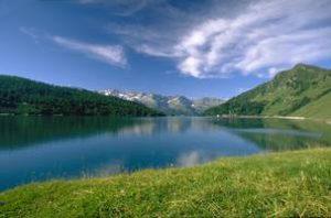 Il lago Ritom