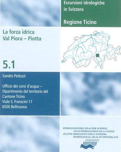 La forza idrica Val Piora-Piotta