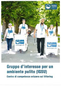 Giornata anti littering – Per una regione Ritom-Piora pulita!