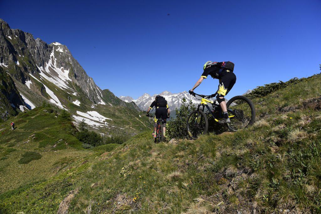 Airolo - Pescium: mountain bike